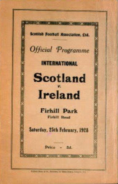 ScotlandvIreland1928