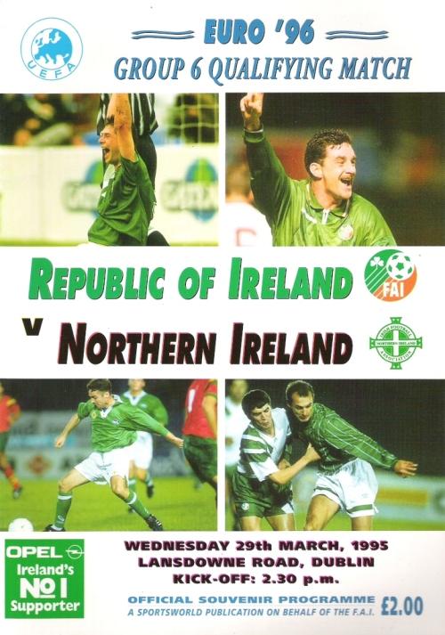 ECQ 1995-03-29 Rep Ireland Away