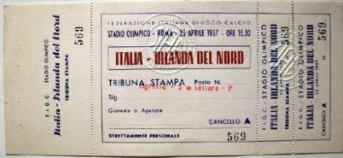 198_ItalyvNI1957ticket