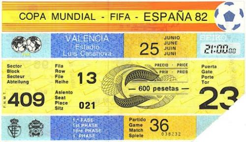 353 1982Spain