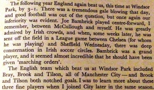 Peter Doherty - Spotlight on Football (1947)