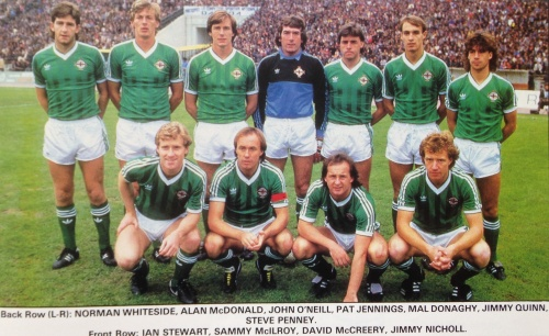 1985_romania_northernireland_lineup